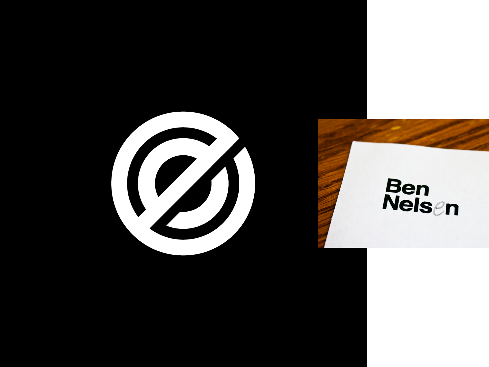 Personal Logo — Project Thumbnail