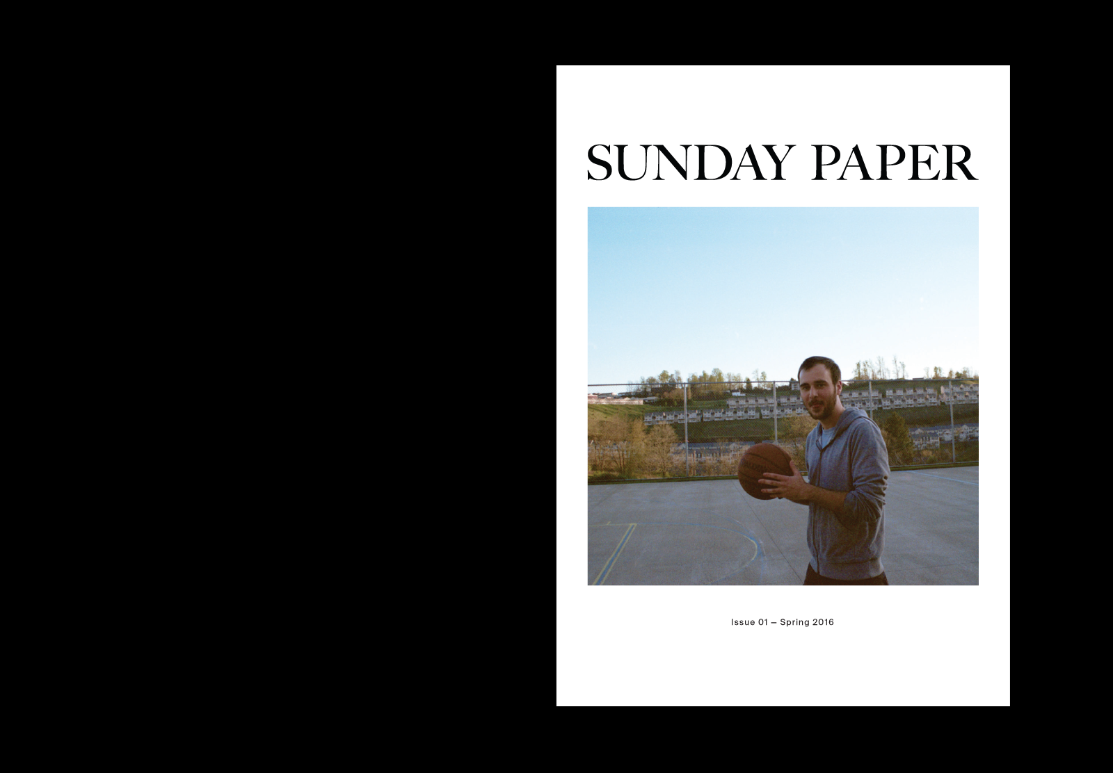 Sunday Paper — Project Thumbnail